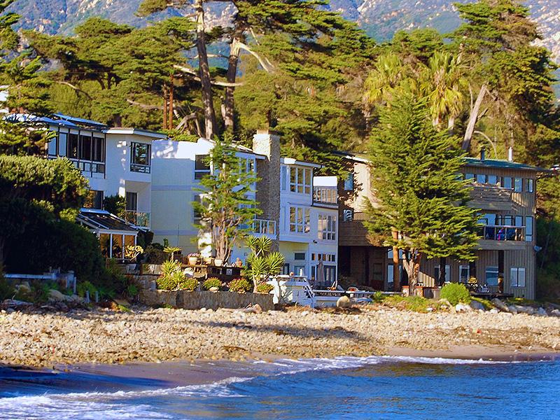 Ocean Front - Montecito, Summerland