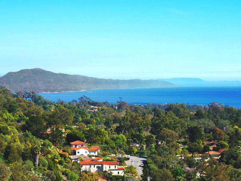 Ocean View - Montecito
